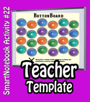 SmartNotebook Kooshball Game Template w/ How to Create Ins