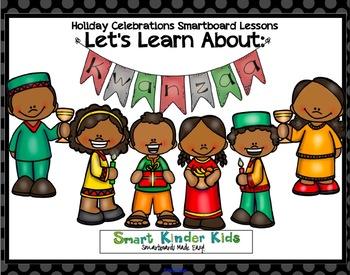 Smartboard Holiday Celebrations Around the World - Kwanzaa