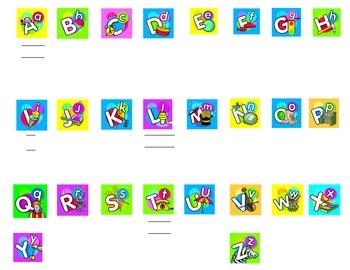 Smartboard Kindergarten Word Wall 1.3