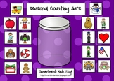Smartboard Seasonal Counting Jars