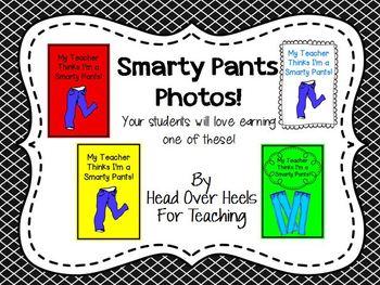 Smarty Pants Photos