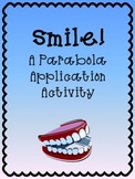 Smile! A Quadratic Function Activity About Your Dental Arch