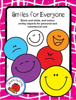 Smiles For Everyone - Smiley Face Clipart