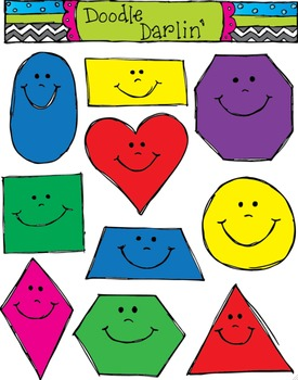 Smiling Shapes COMBO