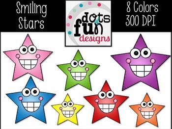 Smiling Stars