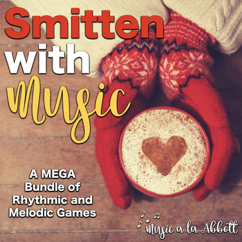Smitten with Music: a Collection of Rhythmic & Melodic Fil