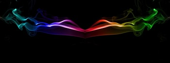 Smokey creation 3 colourful Wordwall Title Banner