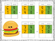 Snack Attack Subtraction Scoot