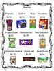 VOCATIONAL TASK Snack Inventory