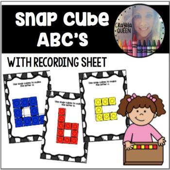 Snap Cube ABC's