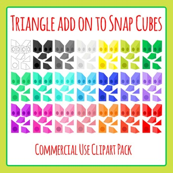 Snap Cube Add On - Triangles
