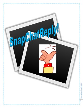 SnapChatReply!