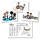 SnapWords® Sight Word List G Pocket Chart Cards