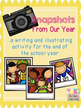 Snapshots From Our Year - An End of the Year Writing and I