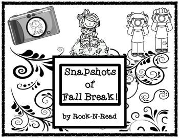 Snapshots of Fall Break!