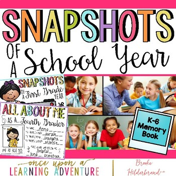Snapshots of an Intermediate Year Memory Book