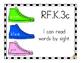 Sneaker Color Memory (RF.K.3c)