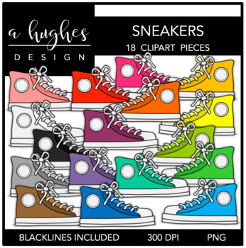Sneakers {Graphics for Commercial Use}