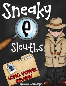 Sneaky E Sleuths: Long Vowel Review