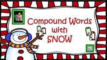 Snow Compound Words