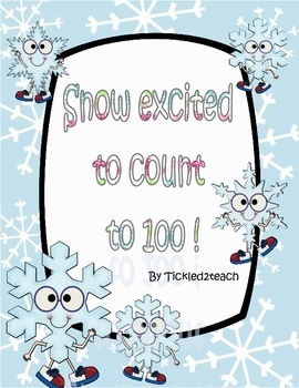 Snow Excited to Count to 100