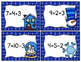 """Snow Friends Tic-Tac-Toe""-A Printable Math Center/Game fo"