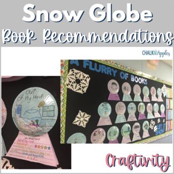 Snow Globe Book Craftivity