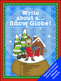 Trapped in a Snow Globe Christmas Writing Prompt Narrative