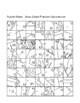Snow Globe Fraction Subtraction Puzzle Activity
