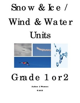 Snow & Ice - Wind & Water Units