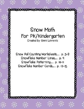 Snow Math
