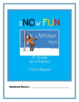 Snow Packet