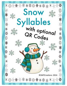 Snow Syllables