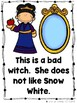 Snow White (A Sight Word Emergent Reader and Teacher Lap Book)