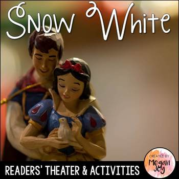 Snow White and the Seven Dwarfs Readers' Theater Play and
