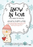 Snow in Love: February Math Centers