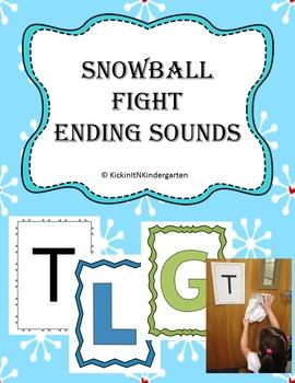 Snowball Fight Ending Sounds
