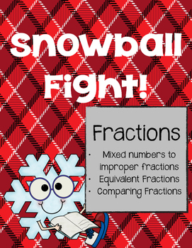 Snowball Fight Fractions
