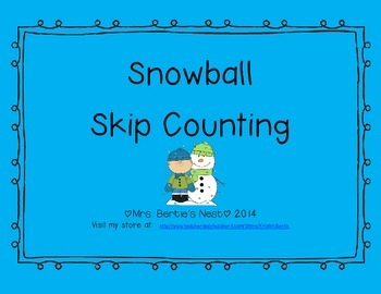Snowball Skip Counting