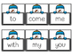 Snowball Spelling: Sight Words!