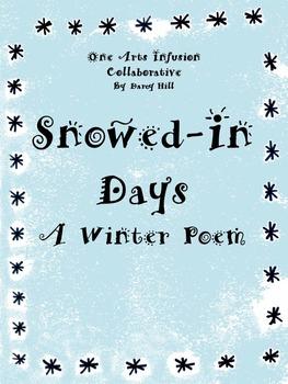 Snowed-In Days Winter Poem