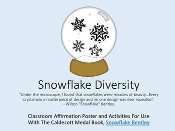 Snowflake Bentley Activities By Subject