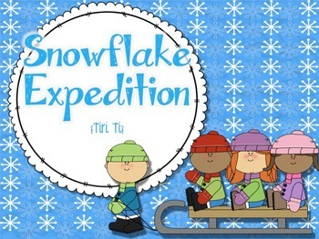 Snowflake Expedition {Tiri Ti}