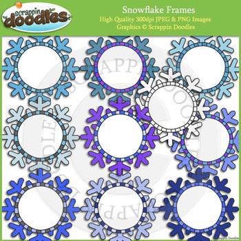 Snowflake Frames