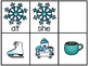 Snowflake Fry's First 50 Sight Word Game
