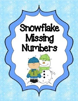 Snowflake Missing Numbers