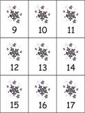 Snowflake Number Games: 0-25 eBook