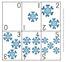 Snowflake War!  Fun & Engaging Math/Game Center for #s 0-1