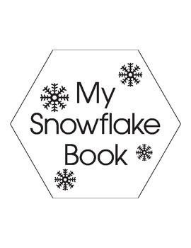 Snowflake Winter Workbook