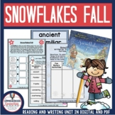 Snowflakes Fall Reading and Writing Unit